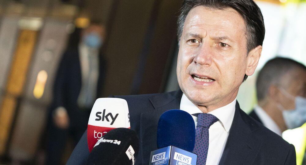 Conte partecipa al consiglio europeo
