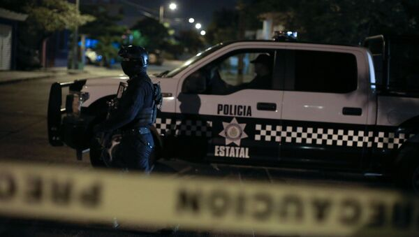 Polizia messicana (foto d'archivio) - Sputnik Italia