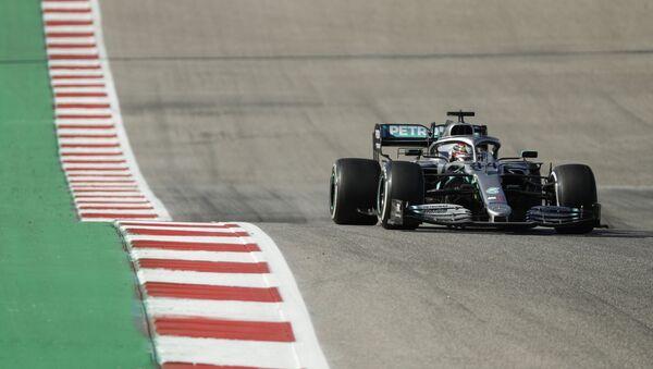 Lewis Hamilton - Sputnik Italia