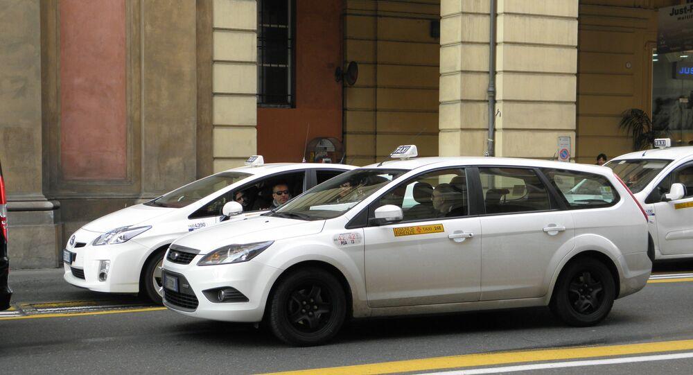 Taxi in Italia