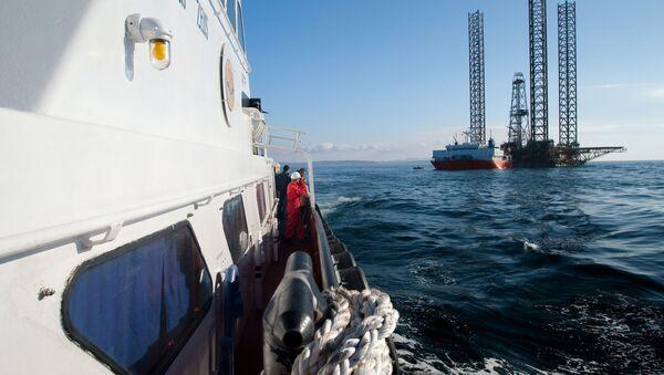 Mare, nave petroliera - Sputnik Italia