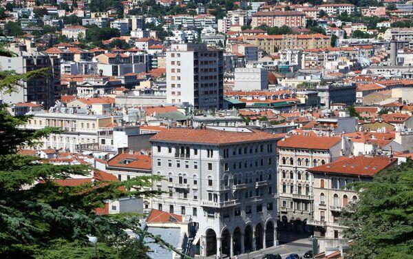 Vista delle mura del Castello - Sputnik Italia