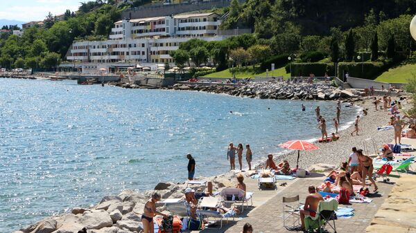 Spiaggia di Muggia - Sputnik Italia