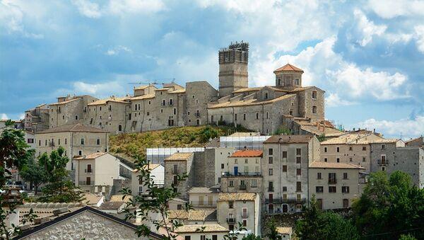 Borgo italiano - Sputnik Italia