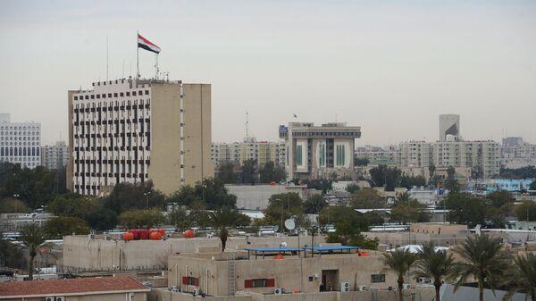 La zona verde a Baghdad - Sputnik Italia