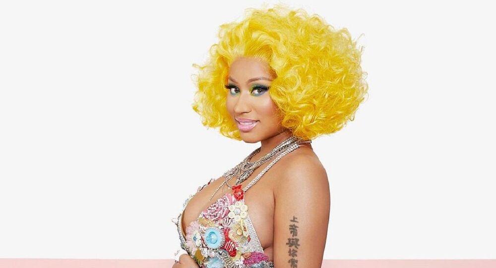 Nicki Minaj, rapper statunitense