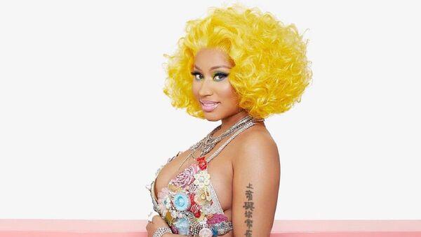 Nicki Minaj, rapper americana - Sputnik Italia