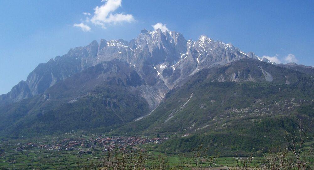 Monte Concarena, Val Camonica