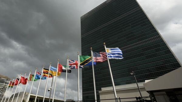 La sede dell'Onu a New York - Sputnik Italia
