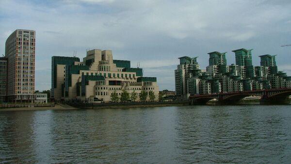 MI5 a Londra - Sputnik Italia