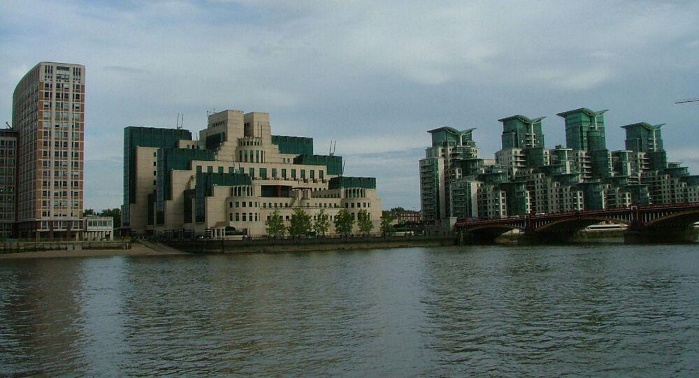 MI5 a Londra