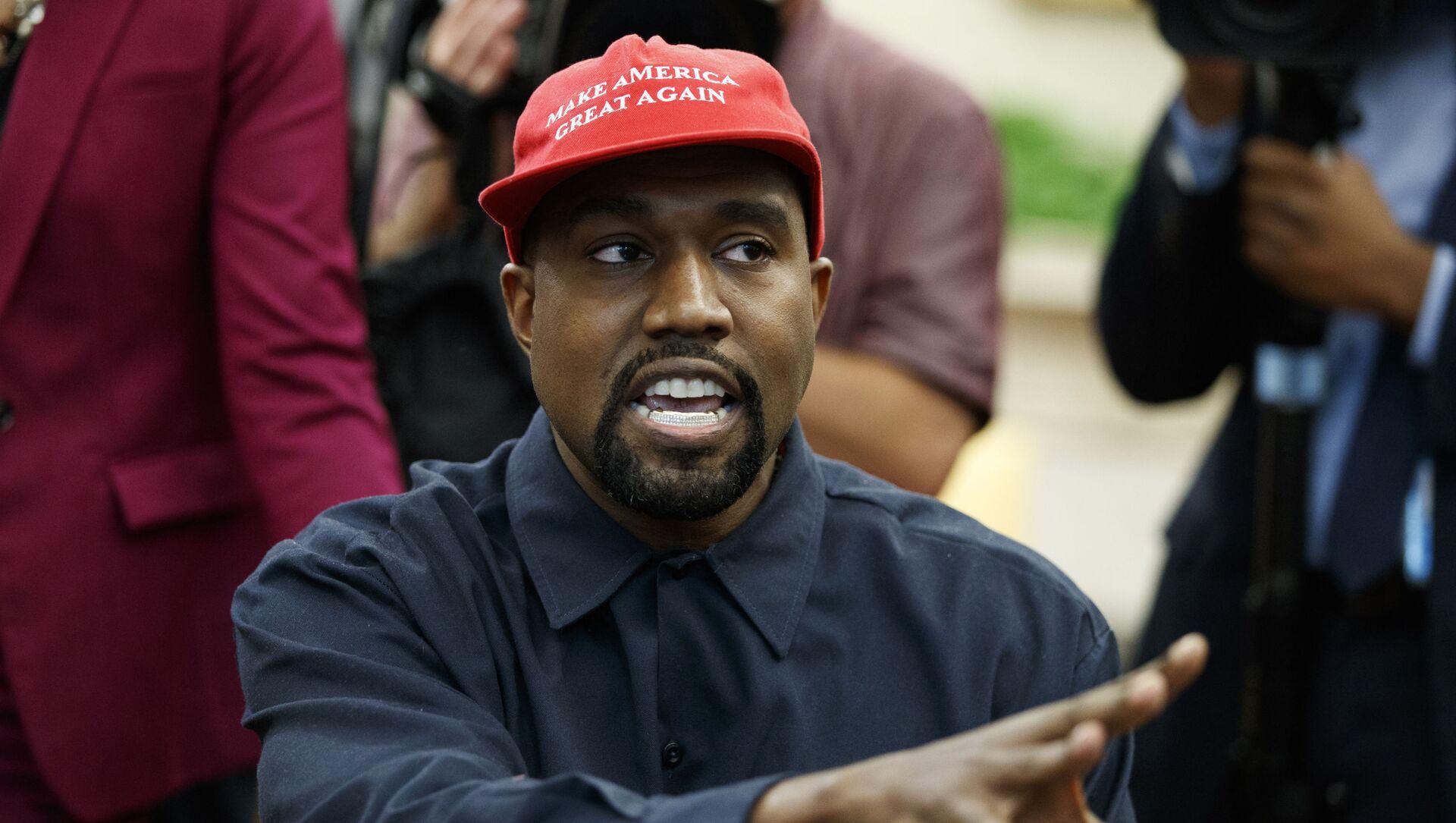 Kanye West - Sputnik Italia, 1920, 14.04.2021