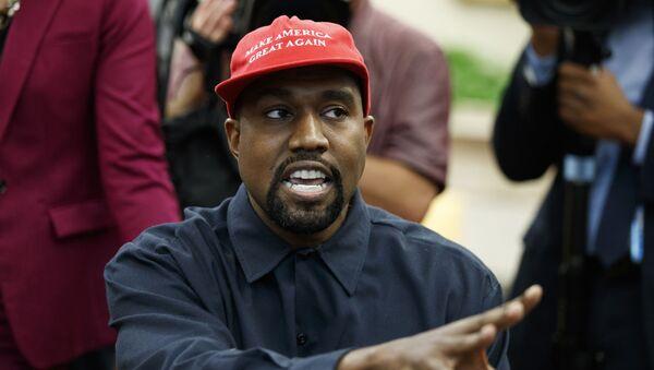 Kanye West - Sputnik Italia