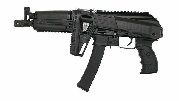 Пистолет-пулемет Калашникова ППК-20 - Sputnik Italia