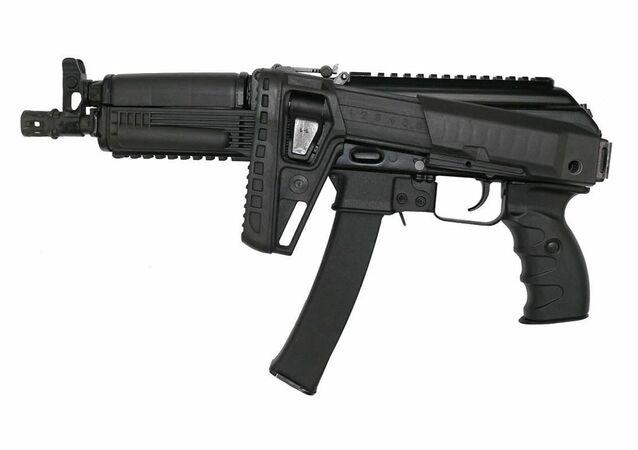 Pistola mitragliatrice Kalashnikov PPK-20