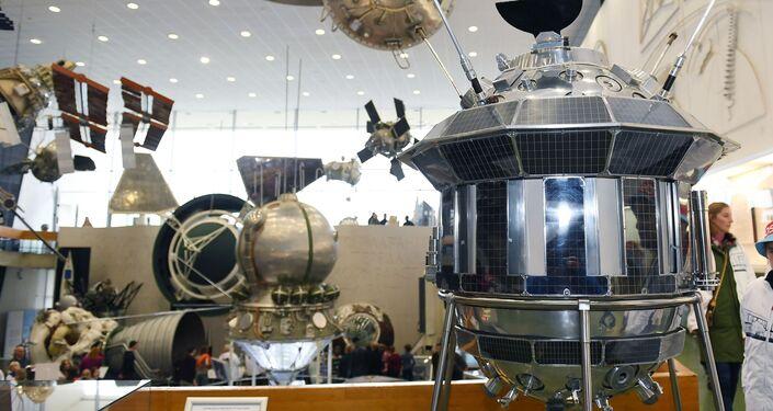 Il Museo di Storia della Cosmonautica Tsiolkovsky a Kaluga, Russia