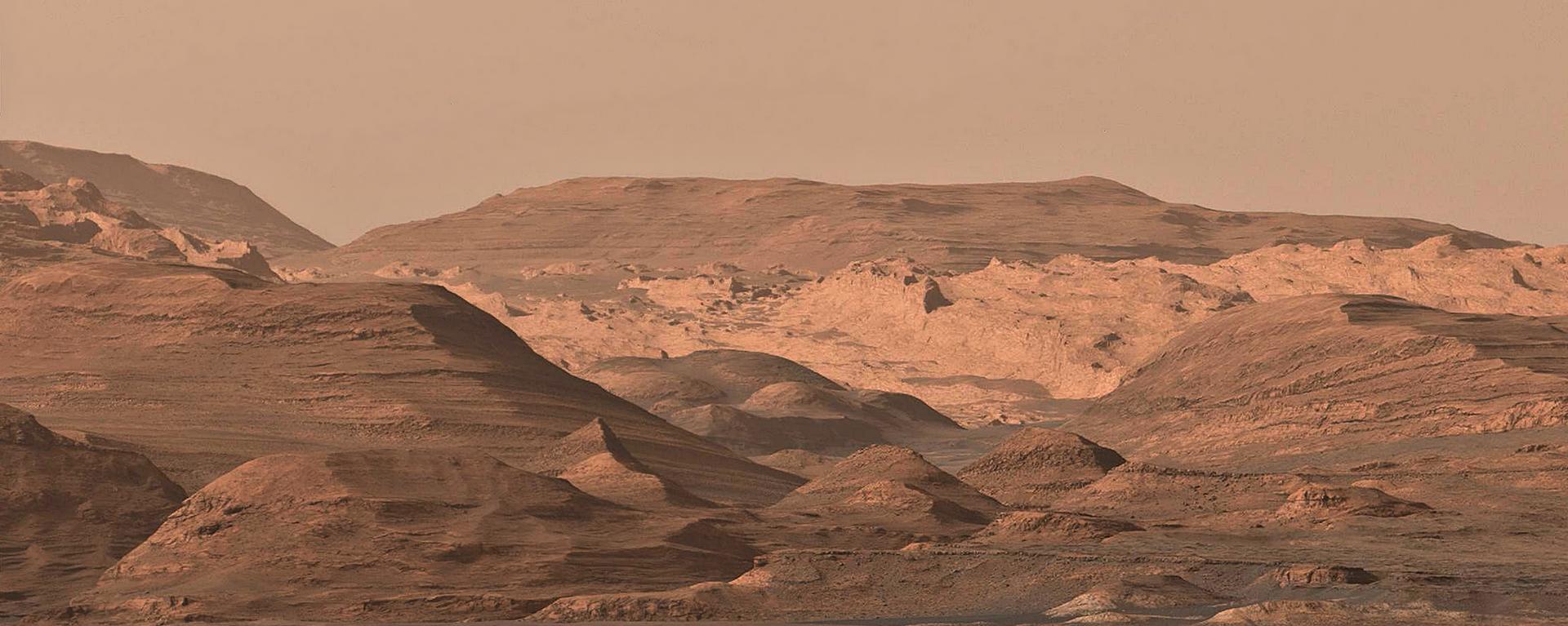 Marte in 4K - Sputnik Italia, 1920, 23.02.2021