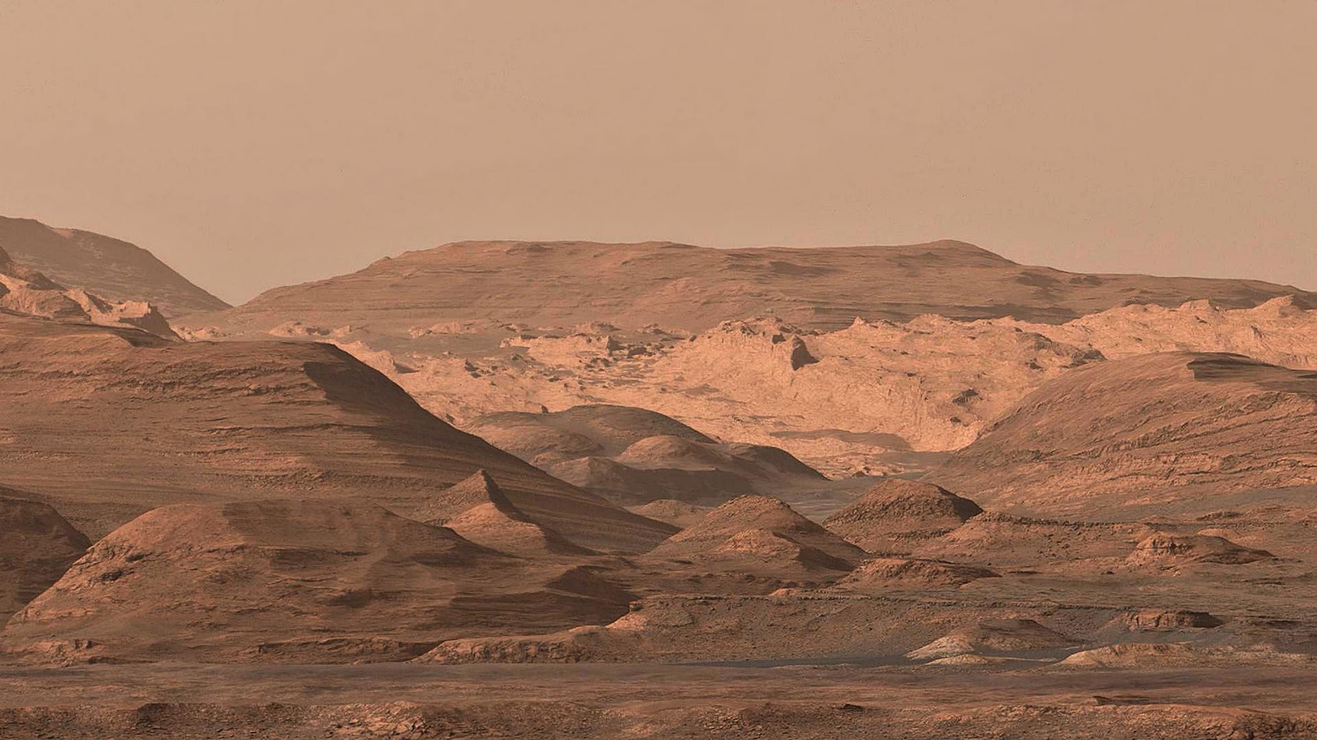 Marte in 4K - Sputnik Italia, 1920, 04.03.2021