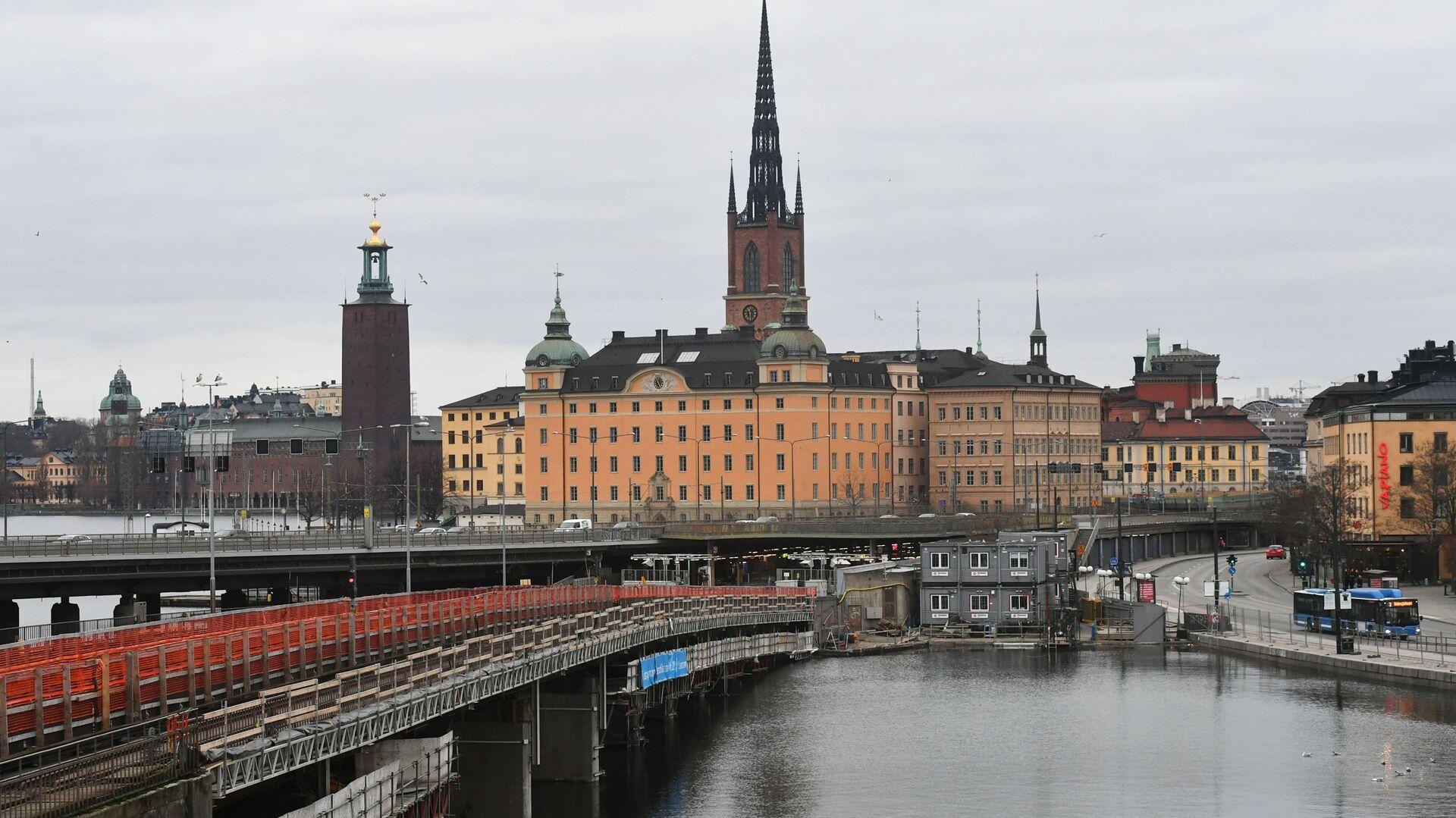 Stoccolma, Svezia - Sputnik Italia, 1920, 18.08.2021