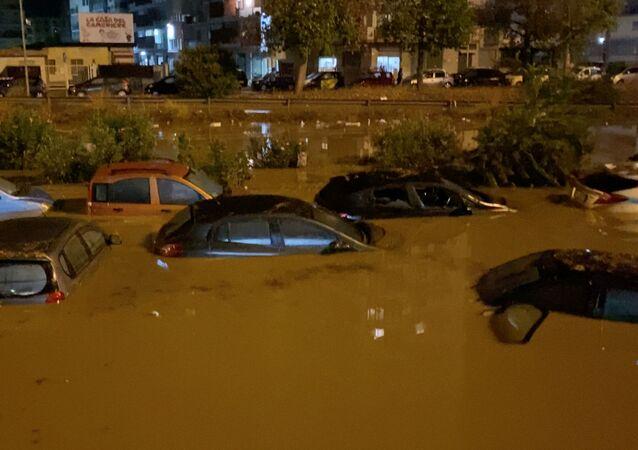 Alluvione in Italia