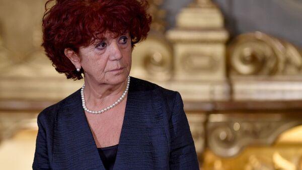 Valeria Fedeli - Sputnik Italia