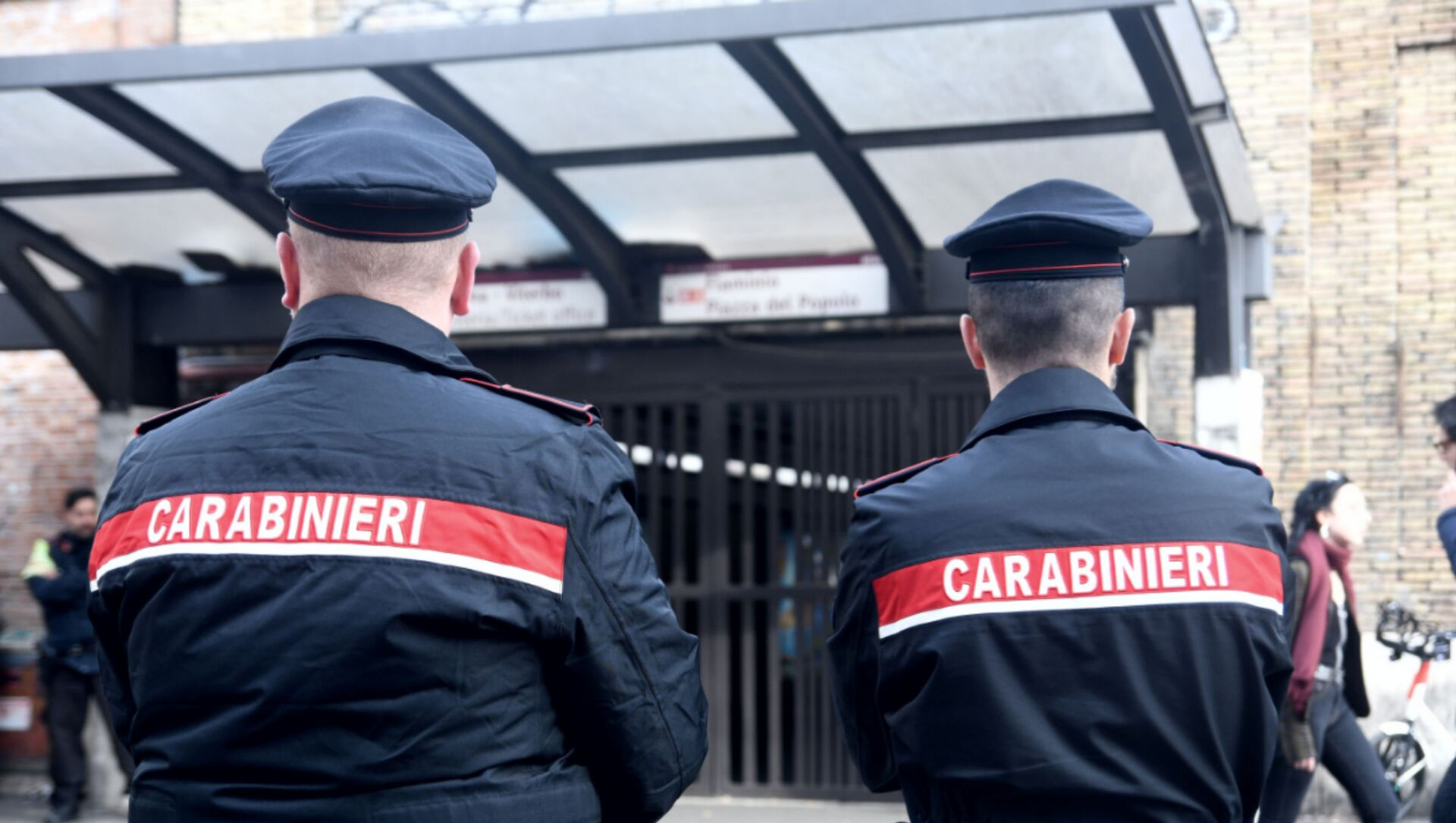 I carabinieri  - Sputnik Italia, 1920, 25.03.2021