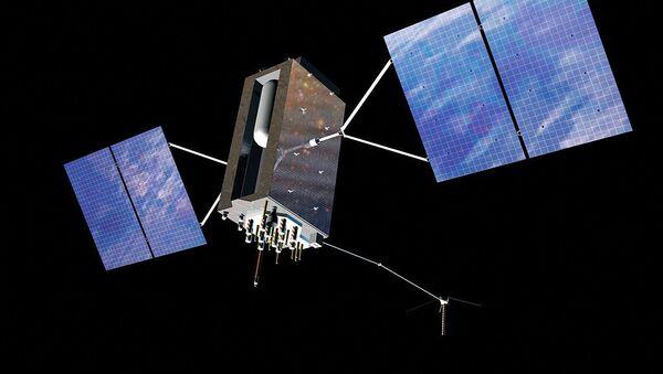 Visione dell'artista di un satellite in orbita - Sputnik Italia