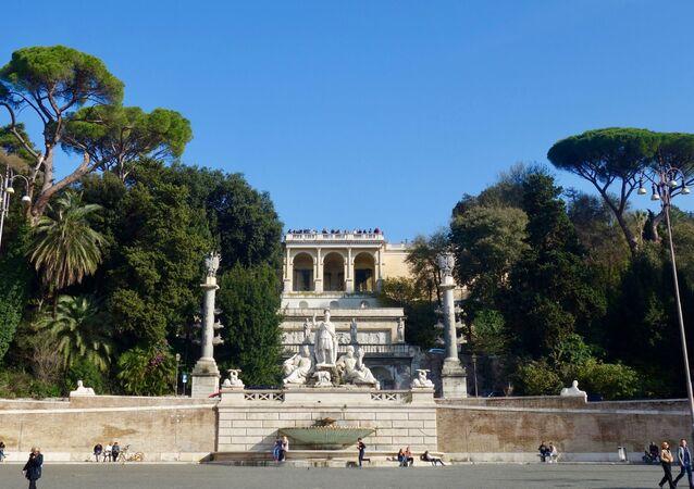 Terrazza del Pincio, Roma