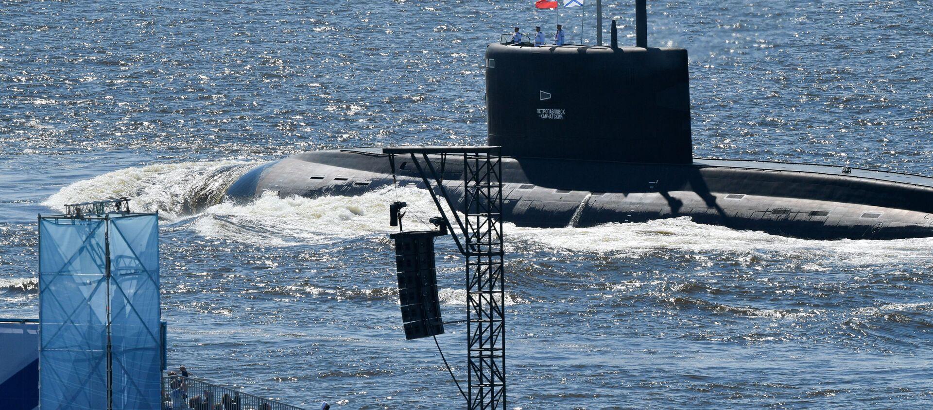 Il sottomarino Petropavlovsk-Kamchatsky - Sputnik Italia, 1920, 29.07.2020