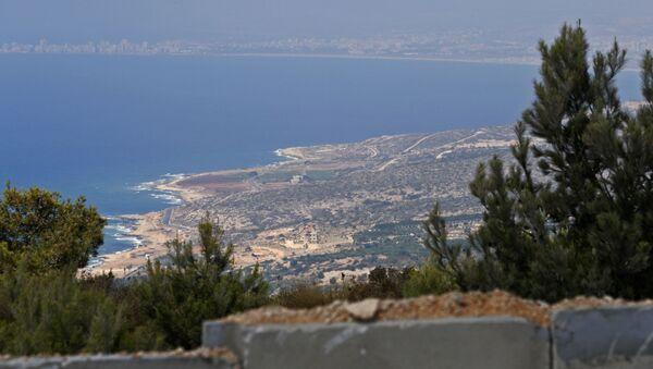 Il confine tra Israele e Libano - Sputnik Italia
