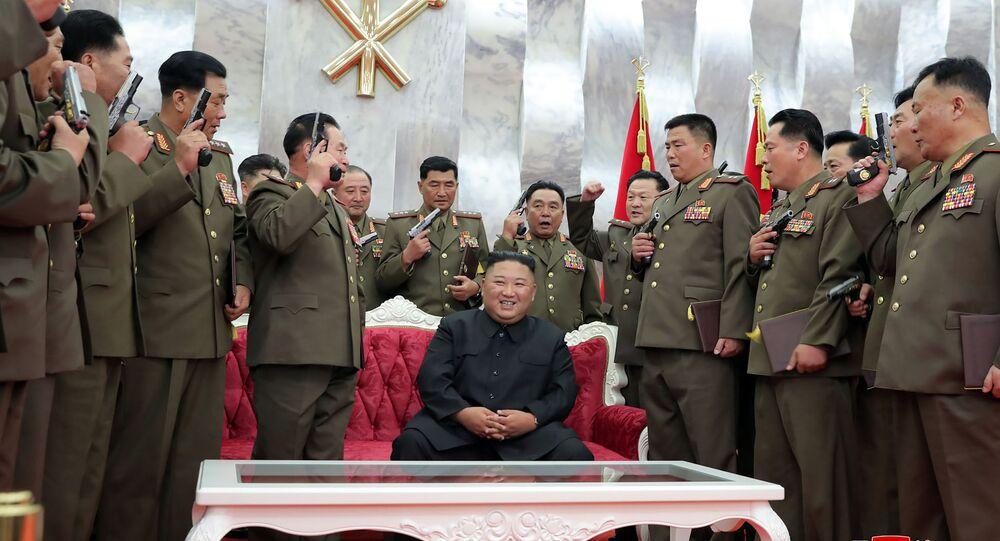 Kim Jong-un, il leader supremo della Corea del Nord