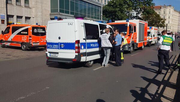 A Berlino rapina in un centro commerciale - Sputnik Italia