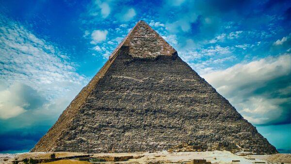 The Great Pyramid of Giza, Egypt - Sputnik Italia