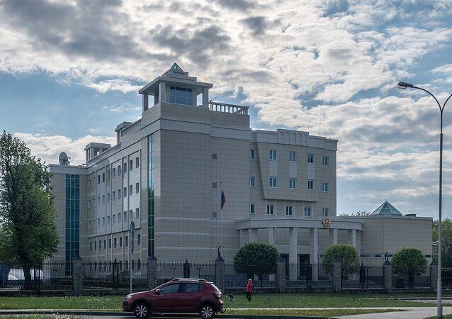Ambasciata russa a Minsk
