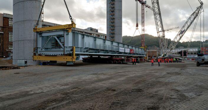 Ricostruzione del Ponte di Genova