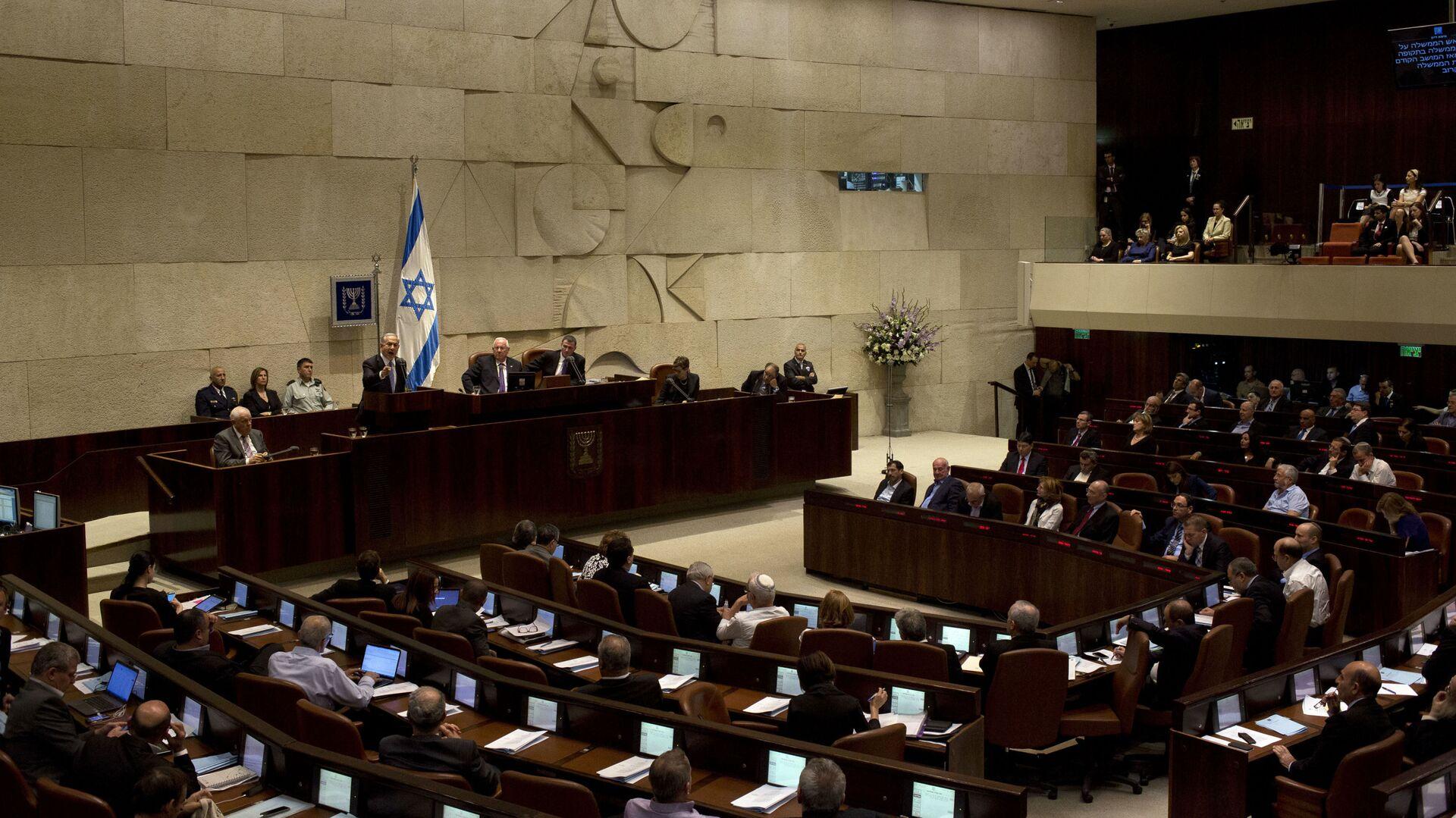 Knesset israeliano - Sputnik Italia, 1920, 13.06.2021
