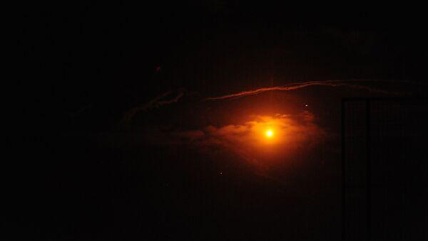 Attacco missilistico in Siria (foto d'archivio) - Sputnik Italia