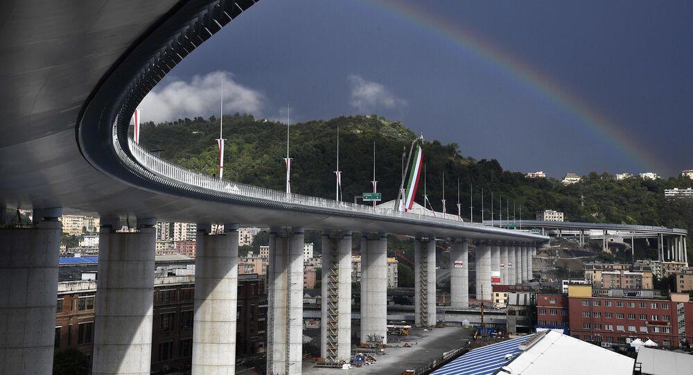 Il nuovo Ponte San Giorgio