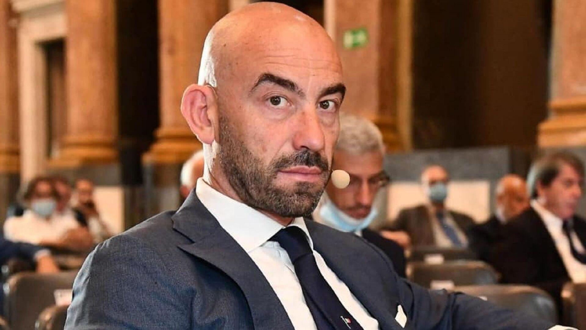 Matteo Bassetti - Sputnik Italia, 1920, 13.05.2021