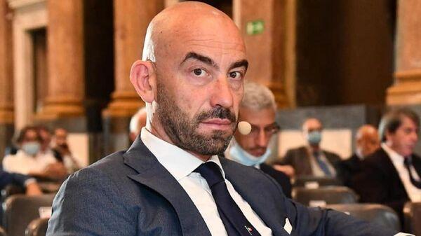 Matteo Bassetti - Sputnik Italia