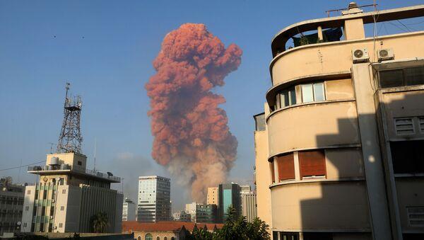 Esplosione a Beirut, 4 agosto 2020 - Sputnik Italia