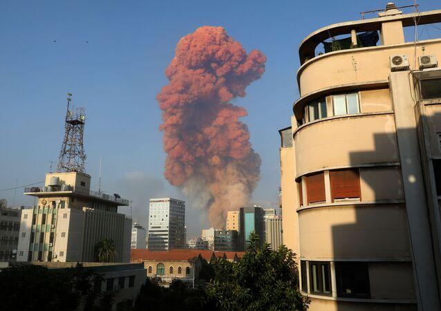 Esplosione a Beirut, 4 agosto 2020