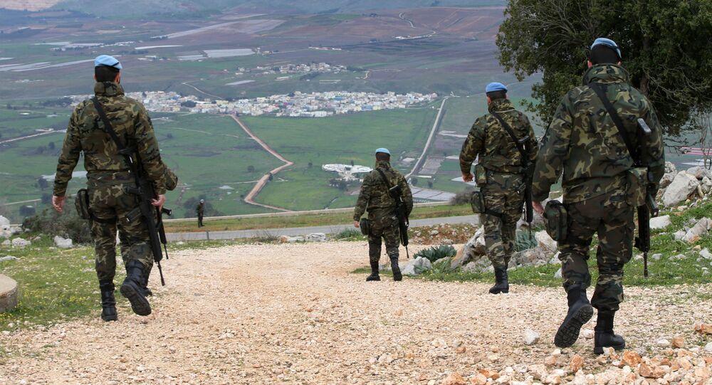 Soldati della missione di pace UNIFIL in Libano (foto d'archivo)