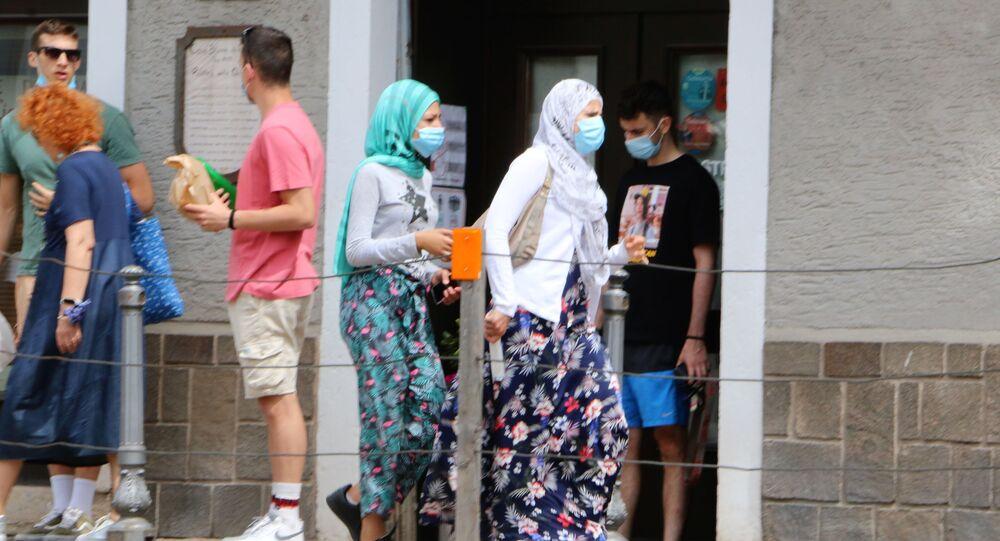 Migranti a Bolzano