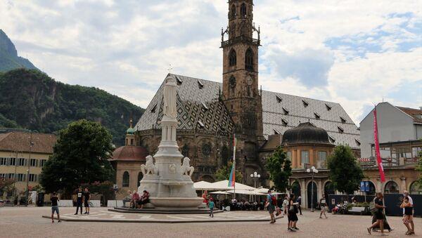 Il Duomo di Bolzano - Sputnik Italia