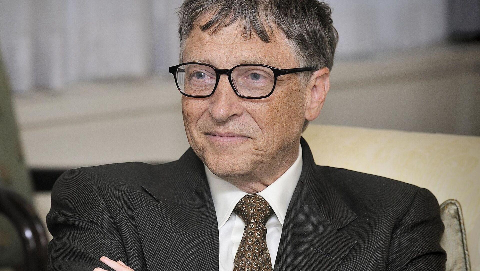 Bill Gates - Sputnik Italia, 1920, 20.03.2021