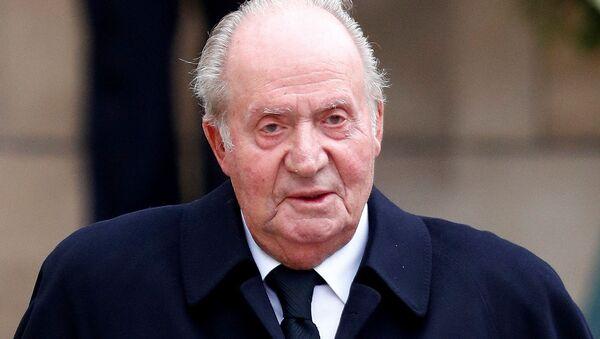 Juan Carlos I, re emerito di Spagna - Sputnik Italia