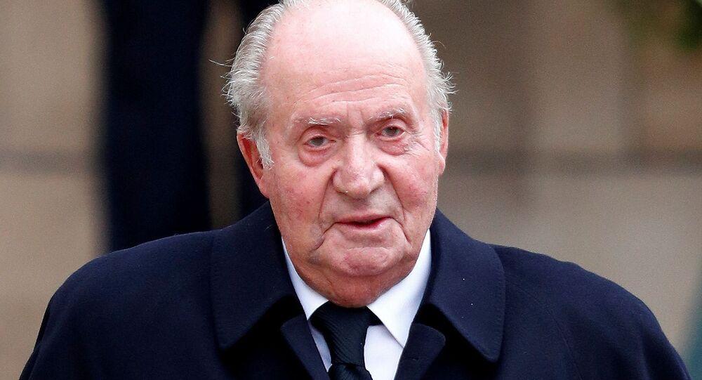 Juan Carlos I, rey emérito de España