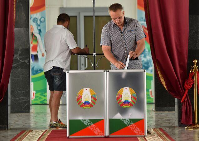 Elezioni in Bielorussia