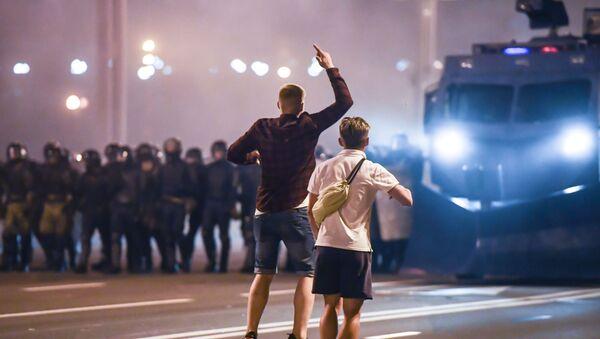 Proteste in Bielorussia - Sputnik Italia